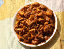 Butter Paneer Masala Royalty Free Stock Images