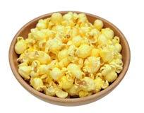 Butter pop corn Stock Photo