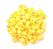 Butter popcorn Stock Images