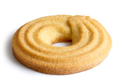 Butter ring biscuit. Stock Images