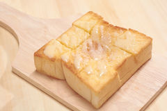 Butter and Sugar Toast Stock Images