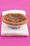 Butter tart Stock Photo