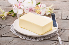 Butter Royalty Free Stock Photo