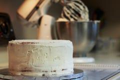 Buttercream kruszki żakieta tort Zdjęcie Royalty Free
