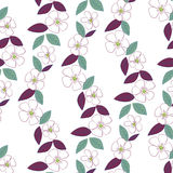 Buttercup pattern. Including seamless sample in swatch panel (Illustrator Stock Photos