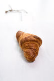Buttered croissant Stock Image