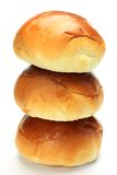 Buttered roll Royalty Free Stock Photography