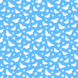 Butterflie pattern Stock Images