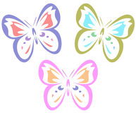 Butterflies () Stock Photos