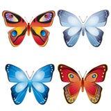 Butterflies. Stock Images