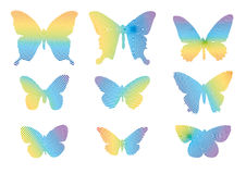 Butterflies Stock Photography