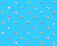 Butterflies. Colorful butterflies Stock Image