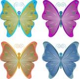 Butterflies Royalty Free Stock Photos