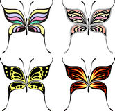 Butterflies spring fashion Royalty Free Stock Photo