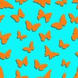 Butterfly10 Arkivfoton