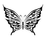 The butterfly Stock Image