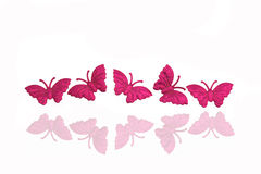 Butterfly background Stock Photo