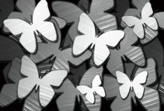 butterfly background 1 stock photography
