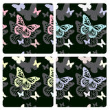 Butterfly backgrounds Stock Photos