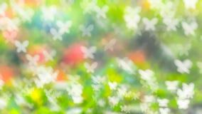 Butterfly bokeh background. Butterfly bokeh background vector illustration