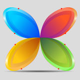 Butterfly Chart Stock Photo