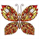 Butterfly01color Obrazy Stock