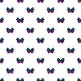 Butterfly demophoon pattern seamless. Butterfly demophoon pattern in cartoon style. Seamless pattern vector illustration Royalty Free Stock Photos