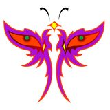 Butterfly Design Royalty Free Stock Photos