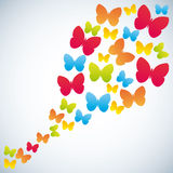 Butterfly design Stock Photo