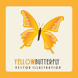 Butterfly design Royalty Free Stock Image