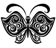 Butterfly, Element for design, vector illustration Stock Photo