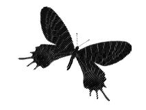 Butterfly fantasy Royalty Free Stock Images