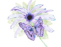Free BUTTERFLY FOR ELAINE Royalty Free Stock Photography - 6308177