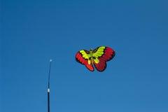 Butterfly kite Stock Photos
