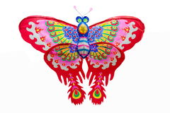 Butterfly kite Stock Photography