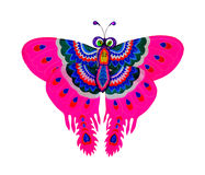 Butterfly Kite Royalty Free Stock Images