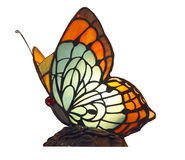 Butterfly Lamp Royalty Free Stock Images