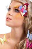 Butterfly Mistress Stock Photos