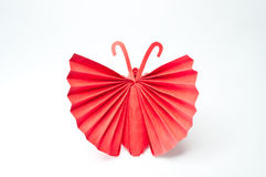 Butterfly paper. Stock Image