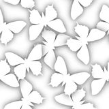 Butterfly pattern Stock Images