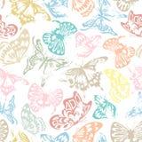 Butterfly Pattern Stock Photos