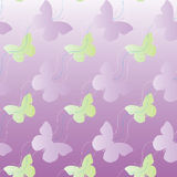 Butterfly pattern Royalty Free Stock Photography