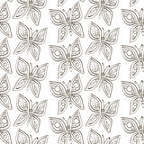 Butterfly pattern Royalty Free Stock Images