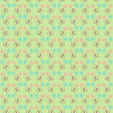 Butterfly seamless pattern for your design Stock Photography