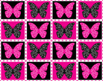 Butterfly texture Royalty Free Stock Images