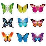 Butterfly Vector Cartoons Design Vector royalty free illustration