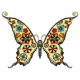 Butterfly vector Stock Photos