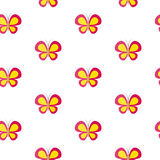Butterfly. Vector seamless pattern Stock Images