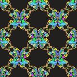 Butterfly Wings  Seamless Pattern Stock Photo