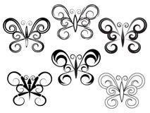 butterfly1 Стоковые Изображения RF